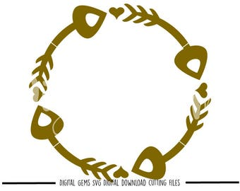 Arrow Circle svg / dxf / eps / png files. Download. Compatible with Silhouette, Cricut, SCAL, and Scan n Cut. Small commercial use ok.
