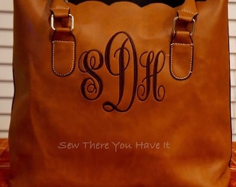 Personalized purse/tote