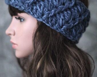 Crochet Pattern - Crochet Headband Pattern - Baby Crochet Pattern - Easy Crochet Pattern - Instant Download - Digital Download - PDF 447