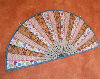 Big fan Japanese quilting