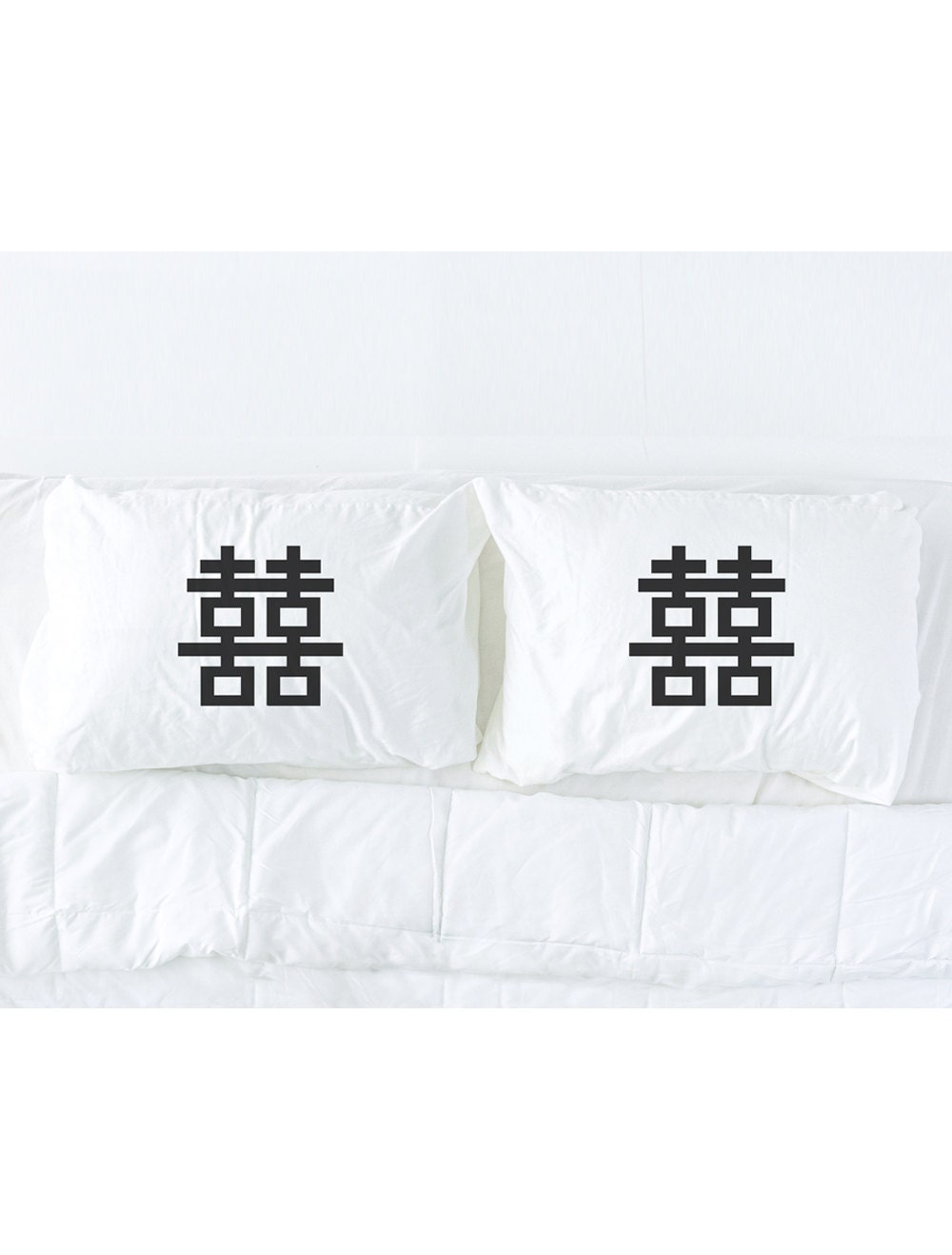 hers sleeping prince cases listing beauty her pillow il fullxfull set pillowcase zoom and charming his