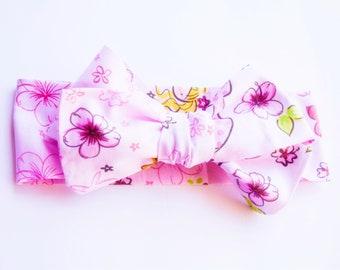 Pink Mermaid Headwrap