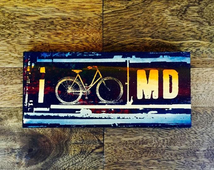 I Bike MD