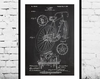Unicycle patent print bicycle patent print bike blueprint bicycle print bicycle poster bicycle patent bicycle decor bicycle art bicycle malvernweather Images