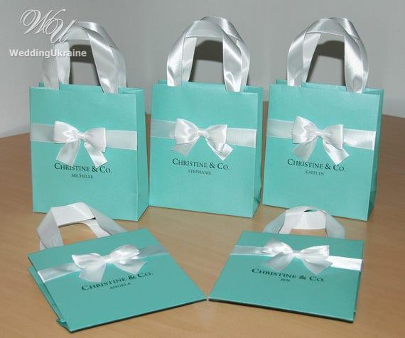 sac cadeau parfait de demoiselle dhonneur avec noeud de ruban. Black Bedroom Furniture Sets. Home Design Ideas