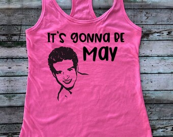 ADULT It's Gonna Be May Justin Timberlake Tank, Spring, It's Gonna Be Me, Nsync, Adult, Mama, Sparkle, Justin Timberlake, Nsync