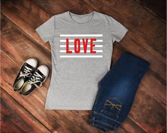 Love SVG, Valentines Day SVG, Digital Download, Svg, Jpg, Eps, Png