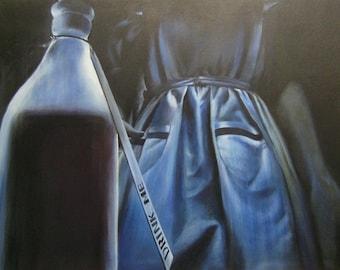 Drink Me! (Print)