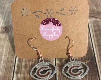 Chicago earrings Etsy
