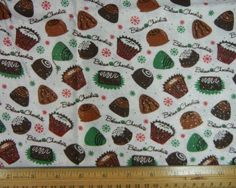 Brown Cupcakes with Sparkles - JoAnn Fabrics - Br-1-13