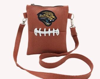 Jacksonville Jaguars cross body purse