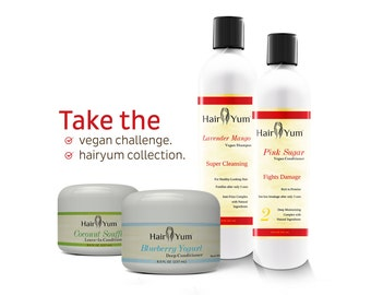 The Hair Yum Collection