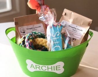 Ultimate Gift Basket for Dogs - GRAIN FREE