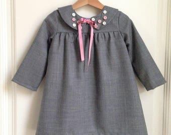 CHIC Grey Dress