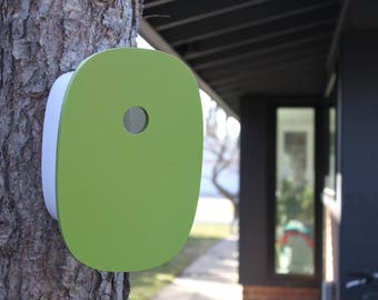 Modern Birdhouse | Green