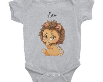 Baby Lion Leo Bodysuit