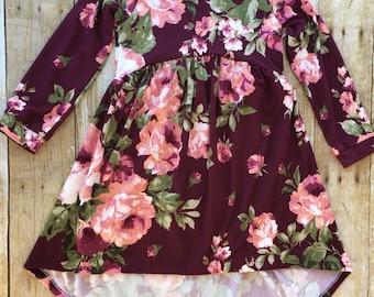 High Low Dress, Tank Dress, Short Sleeve Dress, Long Sleeve Dress, Summer dress, Knit Dress, Spring Dress, Fall Dress