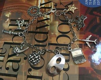 2016/17 Broadway Season Charm Bracelet