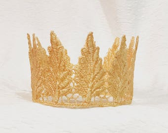 NATURE FAIRY CROWN, feather crown, princess crown, lace crown, feather princess crown, fairy princess,