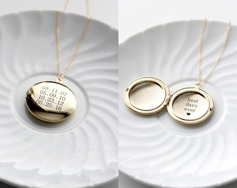 customized opening personalized lockets market etsy ca locket circular engraved il gold personalised