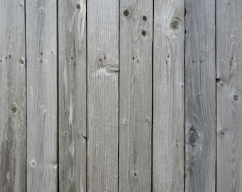 Reclaimed Fence Wood Boards 25 sq ft - Recycled Fence Planks - Weathered Wood - Reclaimed Wall Planks