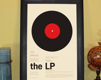 The LP Print