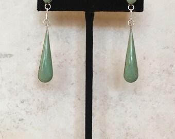 Navajo Wire Earrings