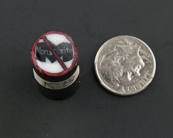 Anti-Monsanto Murrine Boro Cane 8 grams - 113 K
