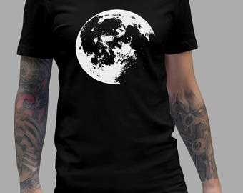 FULL MOON Shirt #J