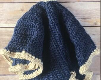 Teddy Bear Lovie, crochet