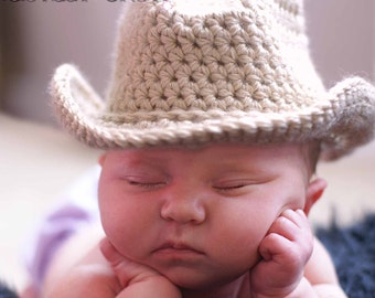 Baby Cowboy Hat Pattern  Hat  for BOOT SCOOT'N Cowboy Hat