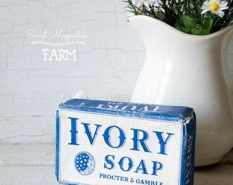 Elegant Mexican Laundry soap Bar