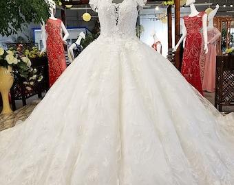 High Quality customized Weddings Dress