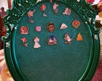 Disney Pin board little mermaid