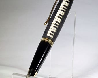 PIANO KEYBOARD Inlay Pen