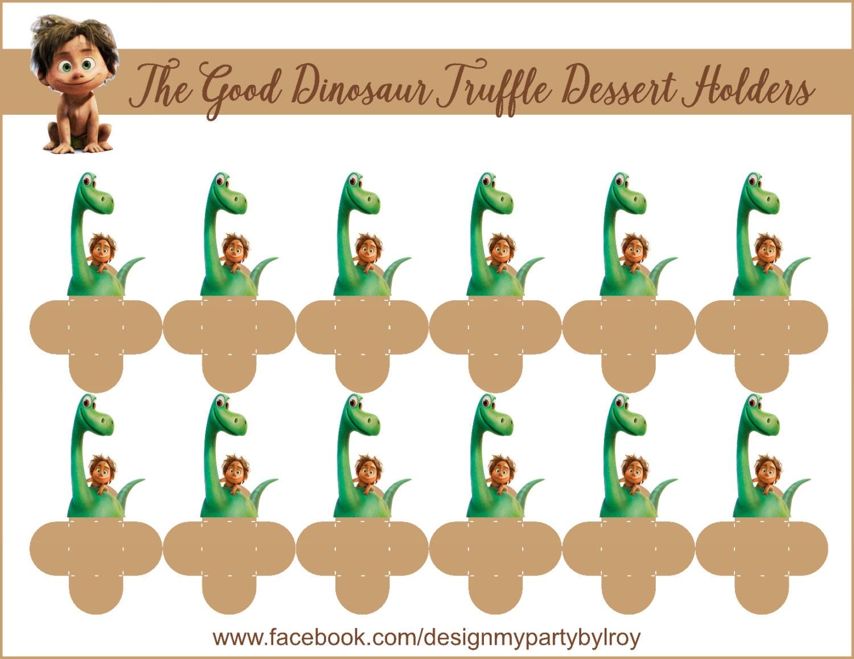The Good Dinosaur Candy Holders The Good Dinosaur Party