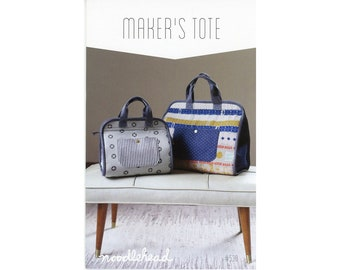 Maker's Tote from Noodlehead