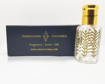 White African Rose - Pure Fragrance Attar Perfume Oil/ Ittar (Alcohol Free)