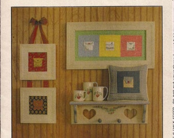Memory Pockets pattern by Mountain Patchwork
