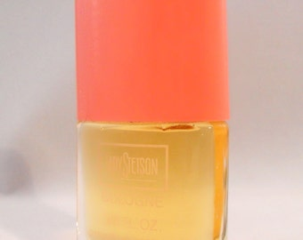 CLEARANCE Vintage 1980s Lady Stetson by Coty 3/8 oz Cologne Splash PERFUME