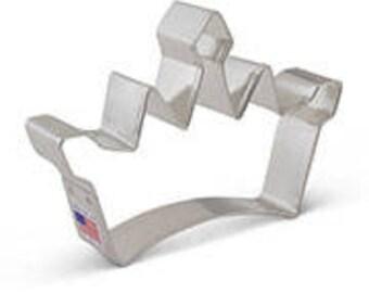 "Cookie Cutter Crown By Ann Clark 4.75"""