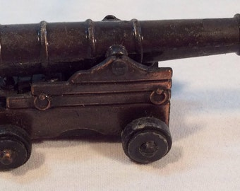Metal Cannon Pencil sharpener