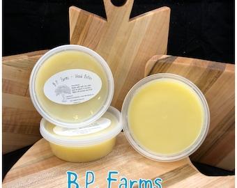 B.P. Farms - Wood Butter - 6 oz