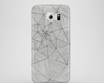 Web mobile phone case / Samsung Galaxy S7, Samsung Galaxy S6, Samsung Galaxy S6 Edge, Samsung Galaxy S5 / graphic samsung galaxy case