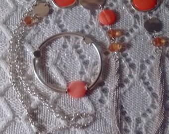 KENNETH COLE New York Designer- Necklace/Bracelet set