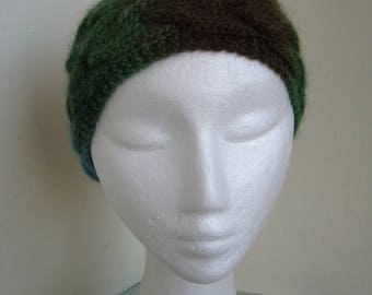 John the Divine Miss knitted headband