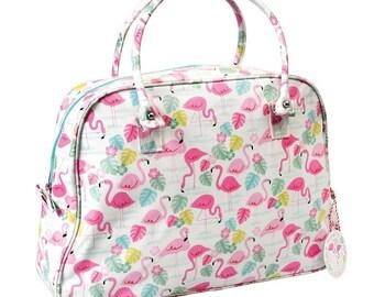 Flamingo Weekender Bag