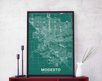 Modesto california Etsy