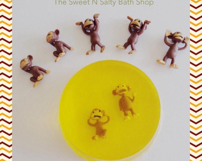 Monkey Prize Toy Soap