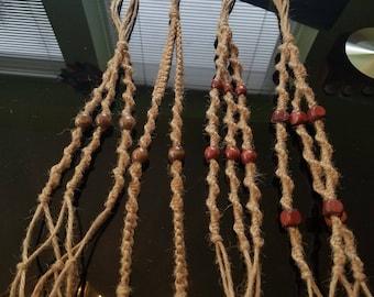 Hemp Plant Hangers